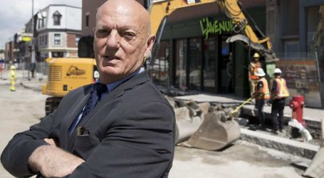Montreal going the wrong way on one-way street: Notre-Dame merchants
