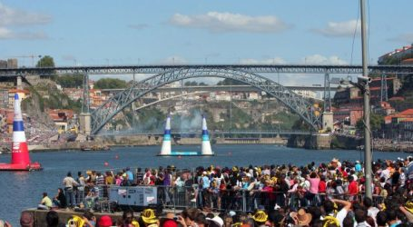 Safety plan for Red Bull air race secured, competition moves back to Porto