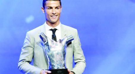 Yet another record for Ronaldo