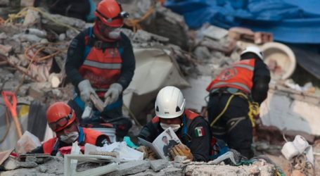 Death toll in Mexico quake rises to 286 as search for survivors continues