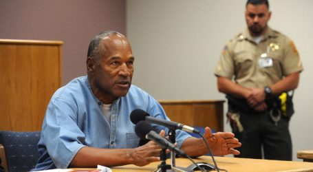 O.J. Simpson could be released from prison on parole as soon as Monday