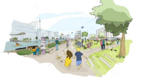Google's sister company to build high-tech community on Toronto waterfront