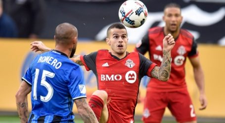 Toronto FC marks arrival of Supporters' Shield with wild 1-0 win over Montreal