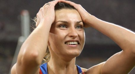 Russian high jumper Chicherova stripped of bronze medal from 2008 Olympics