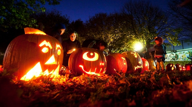 Forecasters call for cool, dry Halloween across much of the ...