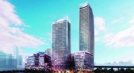 Toronto's east waterfront to grow with Greenland towers
