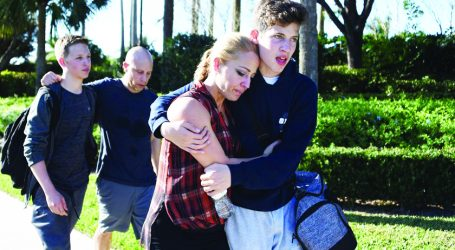 Florida school shooting suspect Nikolas Cruz charged with 17 counts of premeditated murder
