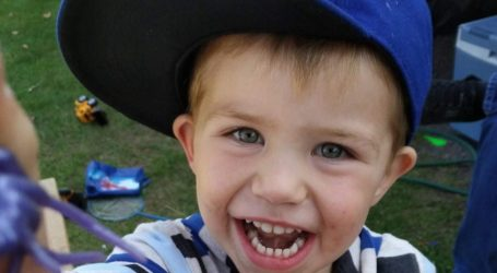 Recovery efforts underway for 3 years old boy swept away into Grand River