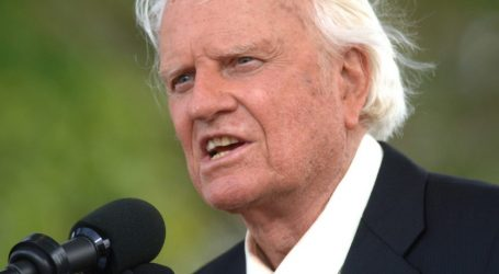 Rev. Billy Graham, most widely heard evangelist in history, dead at age 99