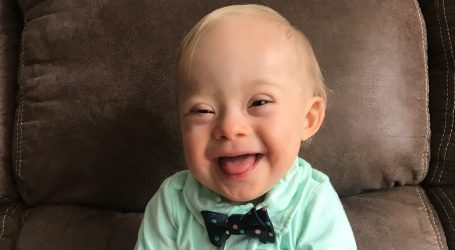 Next Gerber baby will be a boy with Down syndrome