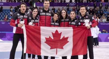 Bar set high for Canadian team at next Winter Olympics in Beijing