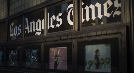 Los Angeles Times sold to doctor billionaire for $500 million U.S.