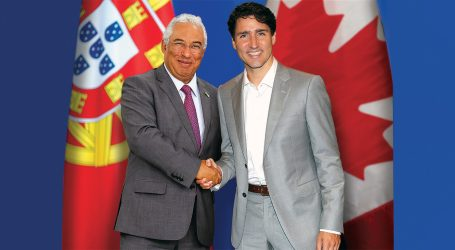 Visit of Prime Minister of Portugal António Costa May 3 to 5th to Canada