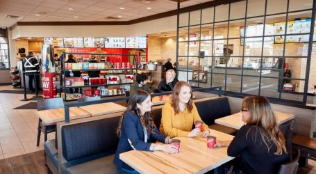 Tim Hortons wants to upgrade design