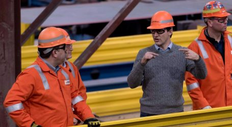 Canada gives border security extra powers to crack down on cheap steel, aluminum