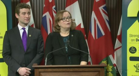 Three Ontario Liberals, including two ministers, won't be seeking re-election