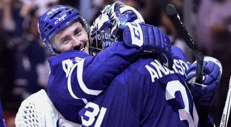 Maple Leafs force Game 7 with 3-1 win over Bruins