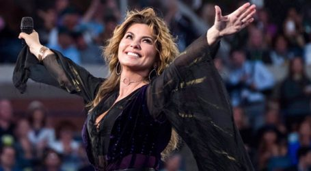 Shania Twain to host Canadian Country Music Awards in Hamilton
