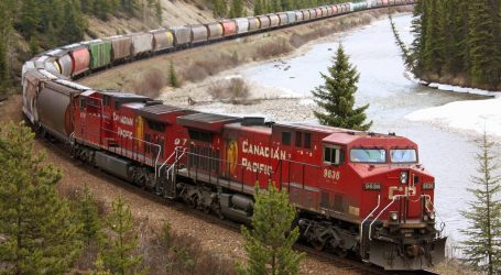 Canadian Pacific Railway raising quarterly dividend by 15.5 per cent