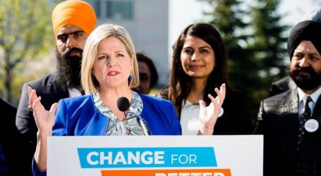 NDP's Horwath says no way to coalition with Wynne Liberals