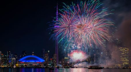 Victoria Day weekend reigns supreme in Toronto