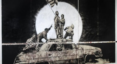 Giant Banksy exhibition is coming to Toronto
