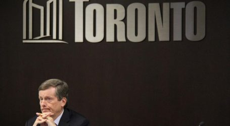 Mayor Tory's executive committee blocks speakers on controversial Scarborough subway item