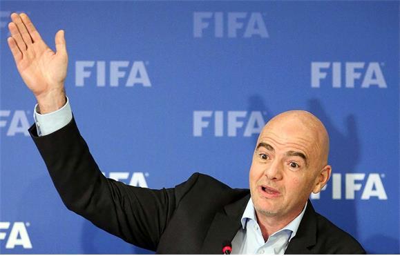 Photo of FIFA planeia Super Mundial de Clubes para 2021