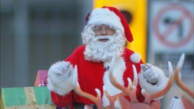 Photo of Desfile anual do Pai Natal este domingo obriga a vários encerramentos de ruas