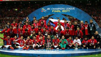 Photo of Champions da Ásia vai para o Japão