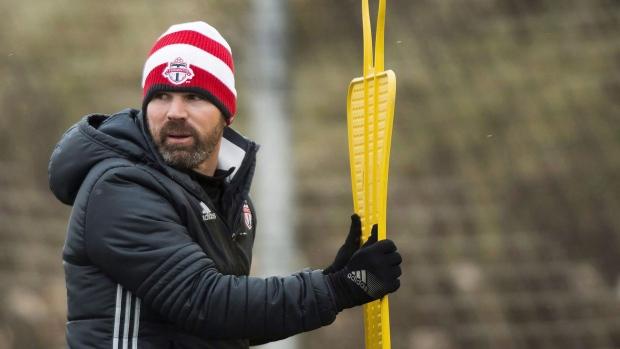Photo of Greg Vanney do Toronto FC nomeado treinador do ano da MLS