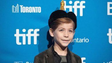 Photo of Jacob Tremblay takes on another heavy role with 'Wonder'