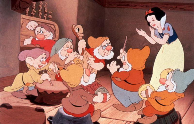 """Photo of """"A Branca de Neve e os Sete Anões"""" faz 80 anos, mas o tempo não passa pela obra-prima"""