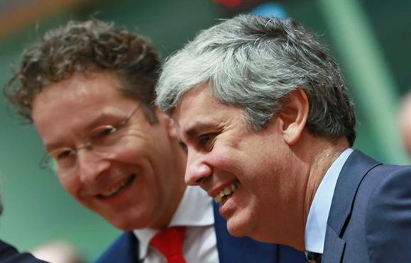 """Photo of """"É uma honra ser o próximo presidente"""". Centeno eleito para Eurogrupo"""