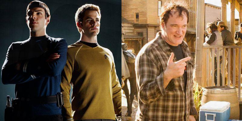 """Photo of """"Star Trek"""", de Quentin Tarantino: Filme vai mesmo avançar"""