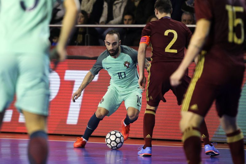 Photo of Futsal. Ricardinho é outra vez candidato a melhor do mundo