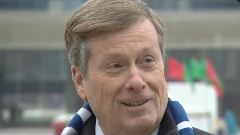 Photo of Tory backs bid for Toronto to be a 2026 FIFA World Cup host city