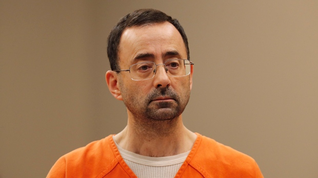Photo of Ex-Gymnastics USA doctor sentenced to 40-175 years in prison for mass abuse