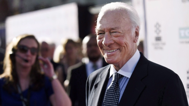 Photo of 'Shape of Water' producer, Christopher Plummer among Canadian Oscar nominees