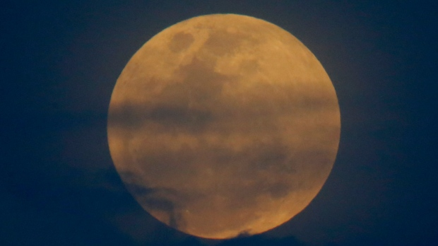 Photo of Lunar Showstopper: 1st super blue blood moon in 35 years