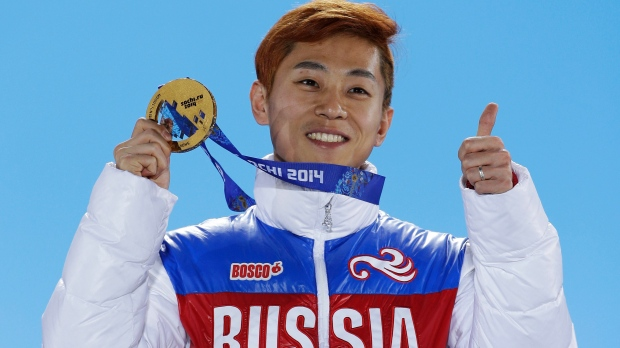 Photo of Russia says speedskater Viktor Ahn is among top athletes barred from Olympics