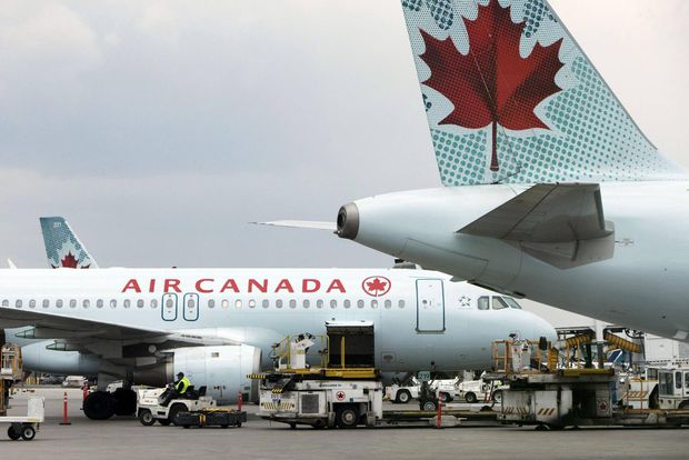 Photo of Air Canada to begin laying off 15,000 employees this week due to COVID-19