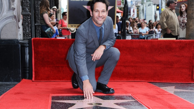 Photo of Paul Rudd to be roasted as Hasty Pudding Man of the Year
