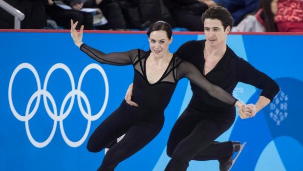 Photo of Virtue, Moir to debut more family-friendly lift at Pyeongchang Olympics