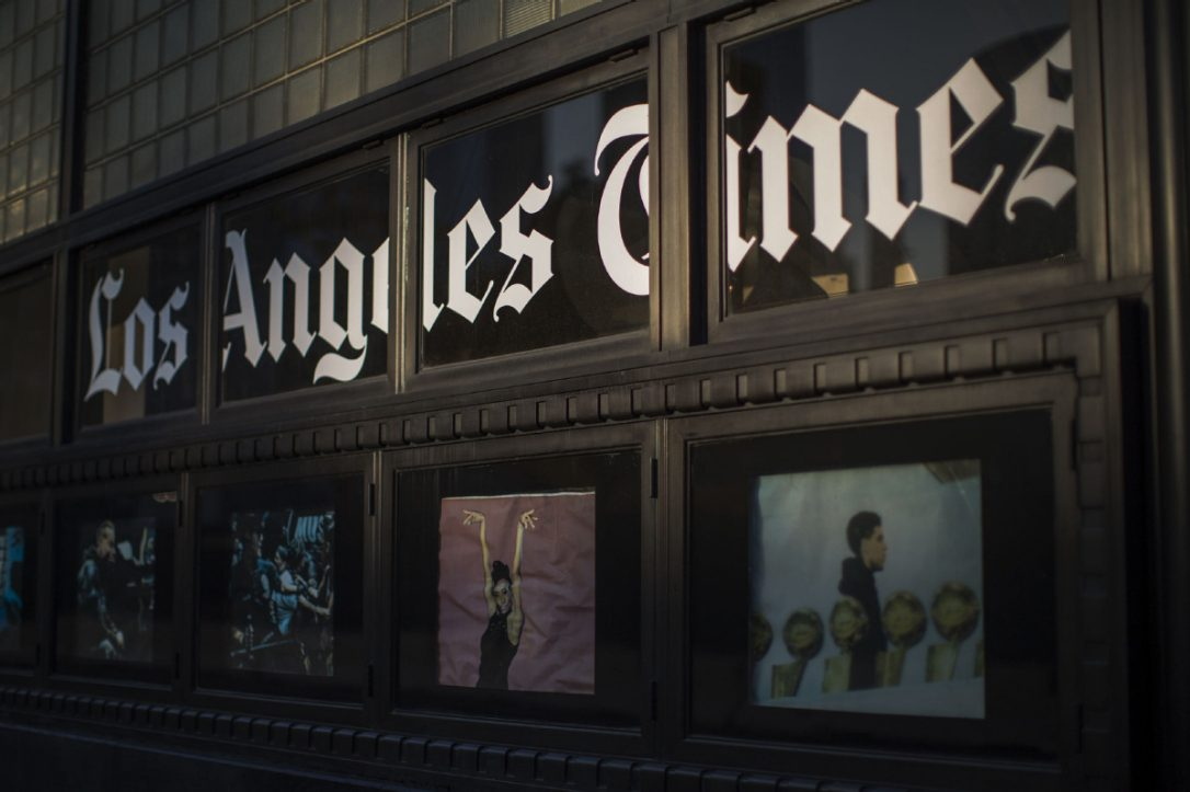 Photo of Los Angeles Times sold to doctor billionaire for $500 million U.S.
