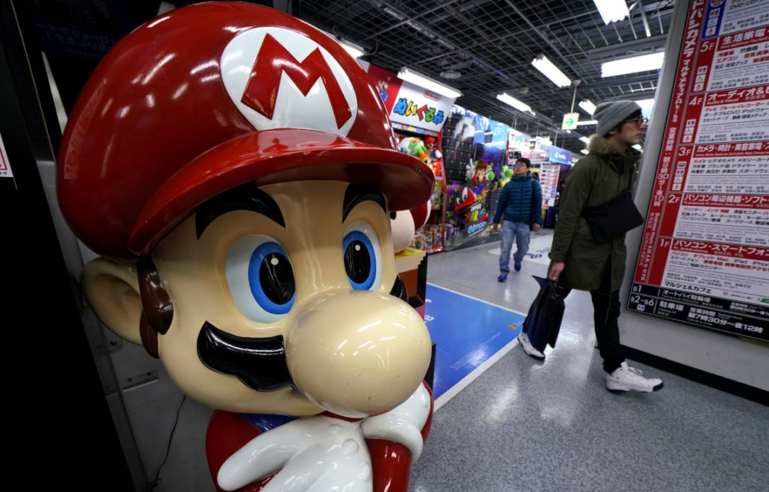 Photo of Super Mario movie in the works, says Nintendo