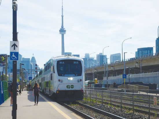 Photo of GO Transit ridership down 90% as people stay home during COVID-19 pandemic