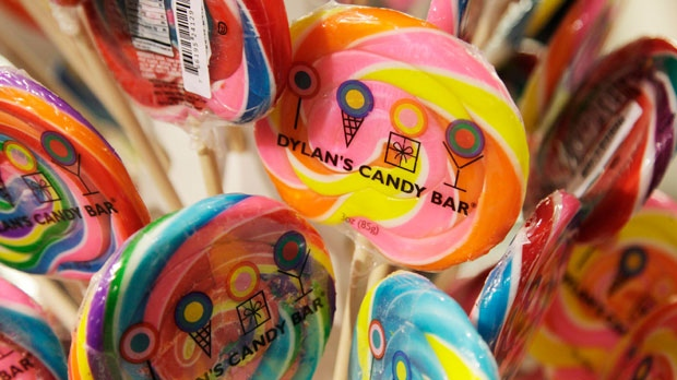 Photo of Dylan's Candy Bar opens first Canadian location at Pearson airport