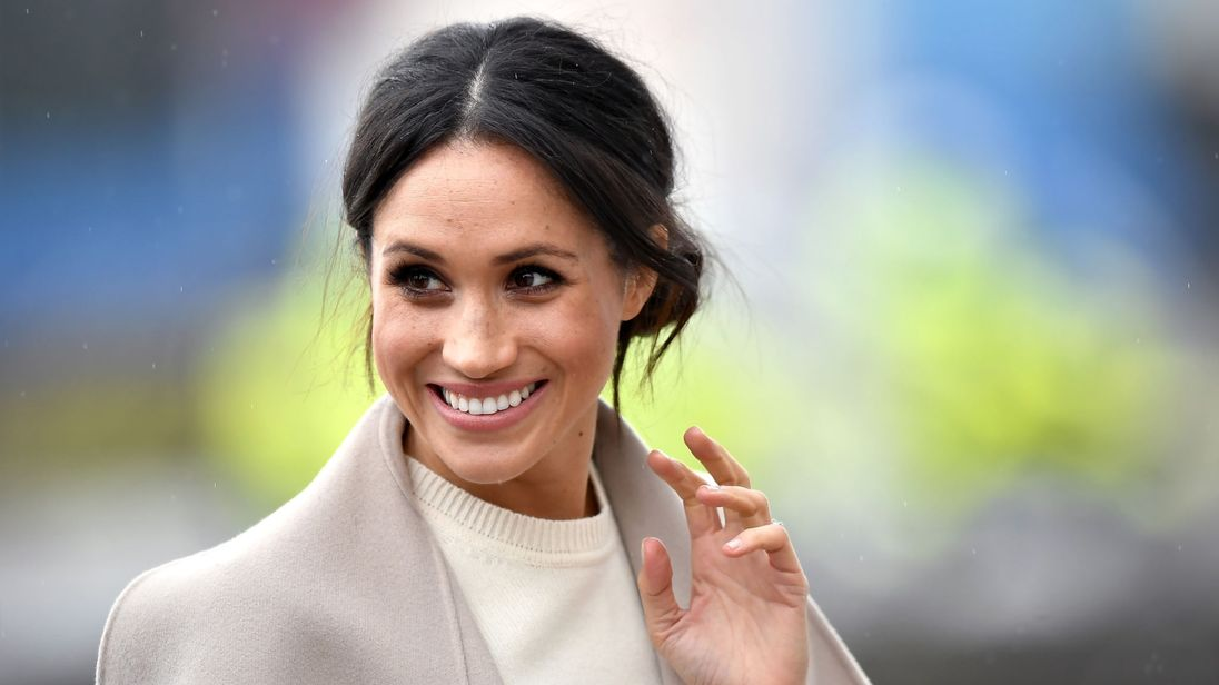Photo of Meghan to narrate Disney nature film in first post-royal job