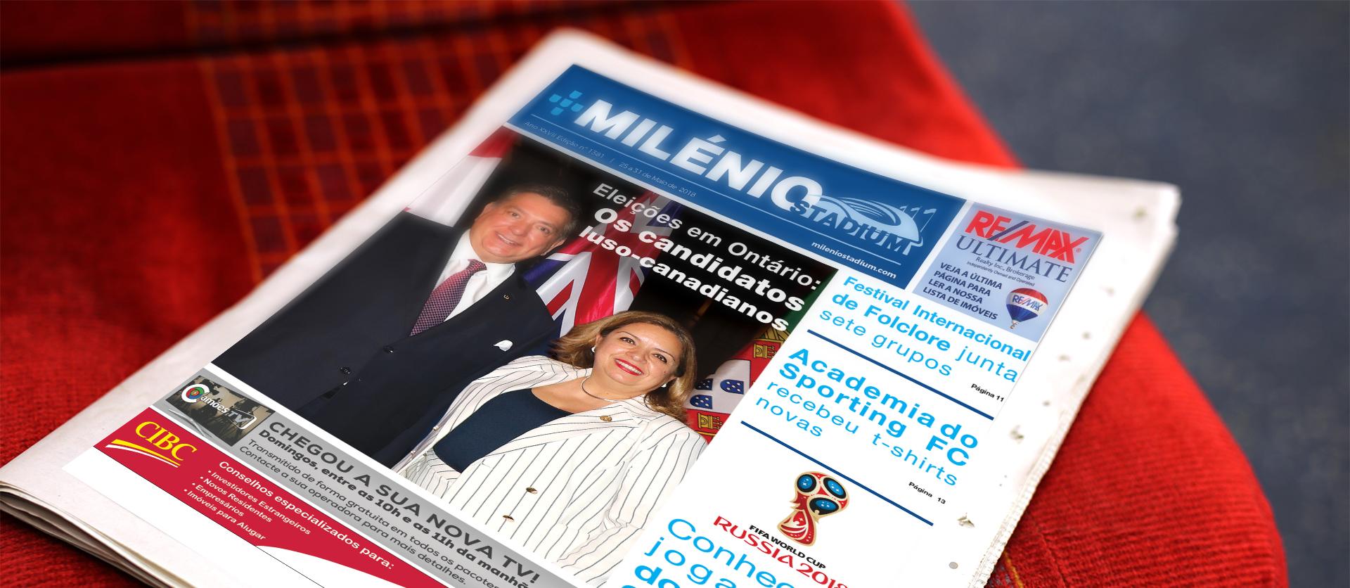 Photo of Eleições em Ontário: Os candidatos luso-canadianos
